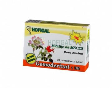 Gemoderivat Mladite De Maces 30 monodoze *1.5 ml